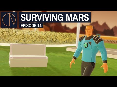 Surviving Mars | TIME TO MOVE ON (#11)