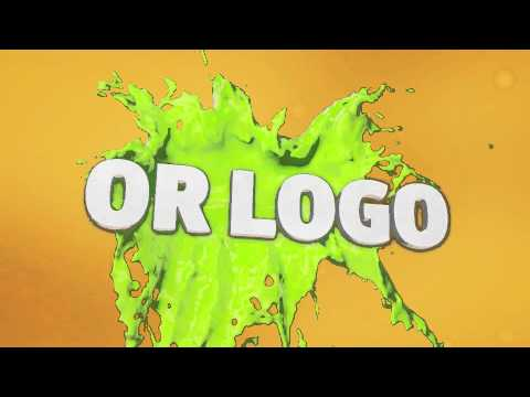 Liquid Splash Titles | VideoHive Templates | After Effects Project Files