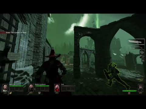 Vermintide 1; Fatality Mod on Garden of Morr playing together with the creator himself |