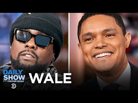 "Wale - Real-Time Inspiration, Connecting with Fans and ""Wow… That's Crazy"" 