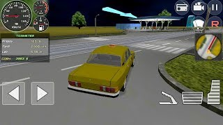 Russian Taxi Simulator 2016 Android Gameplay HD #8