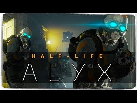 ЖЕСТКИЙ ЗАМЕС В МЕТРО - Half-Life: Alyx (Oculus Rift S) #5