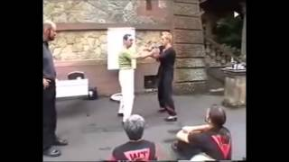 GM Leung Ting 3 Sektion Chi Sao (Wing Tsun Tutorial)