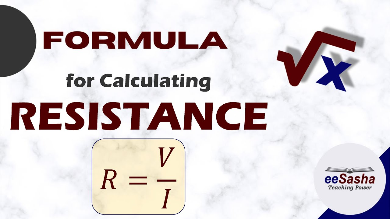 Electrical Formula for Calculating Resistance