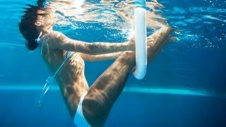 Аквааэробика для похудения. Упражнения от целлюлита