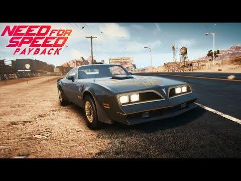 Nuevos coches de peliculas y localización del Skyline 2000 en Need for Speed Payback | BraxXter
