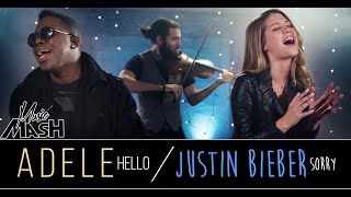 Video clip Adele - Hello / Justin Bieber - Sorry (Mashup + Dance)