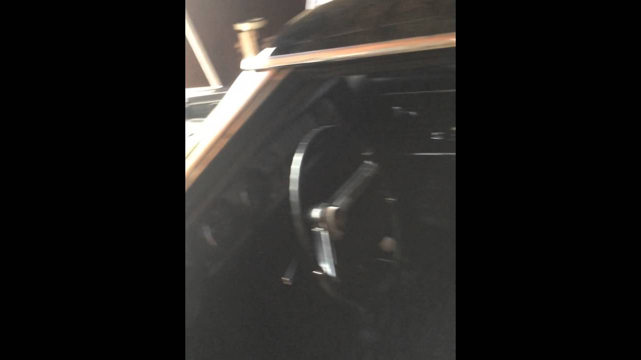 W 30 cam olds 455 first start up