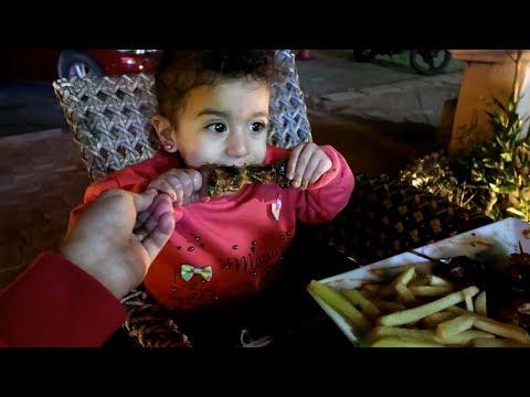 #فأجات مريم ورحنا مطعم ماكولات ايطالي (مريم دفعت الحساب!!