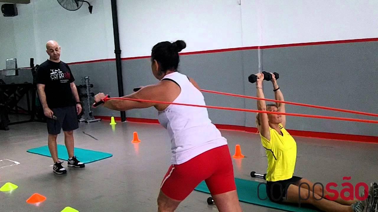 Circuito Gimnasio : Entrenamiento en circuito team training sessions corpo