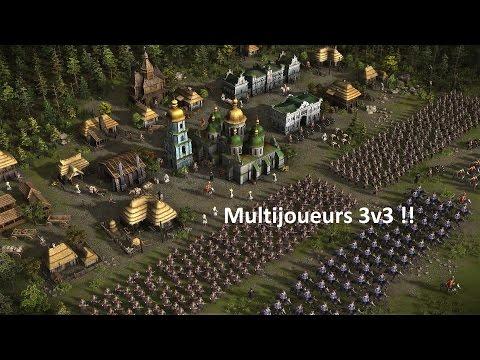 [FR] Multijoueurs en 3v3 sur Cossacks 3