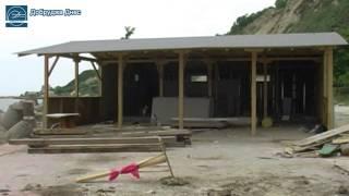 Спряха изграждането на незаконно заведение на метри от морето в Кранево(Според собственика обаче, ситуацията е различна., 2013-05-20T13:20:49.000Z)