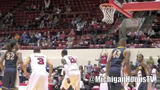 Doug Anderson University of Detroit Mercy Titans 2012-2013 DUNK REEL Video