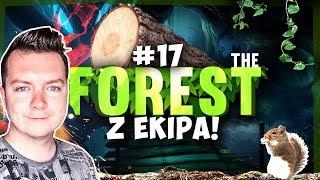 EPICKI RZUT DZIDĄ! THE FOREST Z EKIPĄ #17 | SEZON 3 | Vertez, DonDrake, Swiatek, Ulaśka