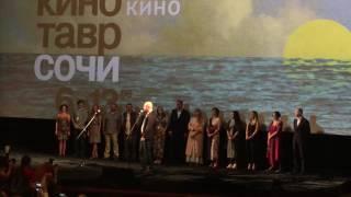 Гоша Куценко представляет свой фильм