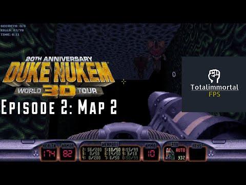 (2016) Duke Nukem 3D: 20th Anniversary World Tour: Episode 2 - Map 2: Incubator |