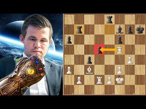 I'm Sorry, Little One | Carlsen vs Karjakin | Sinquefield Cup (2018)