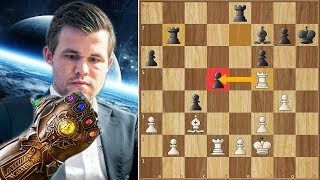 vuclip I'm Sorry, Little One | Carlsen vs Karjakin | Sinquefield Cup (2018)