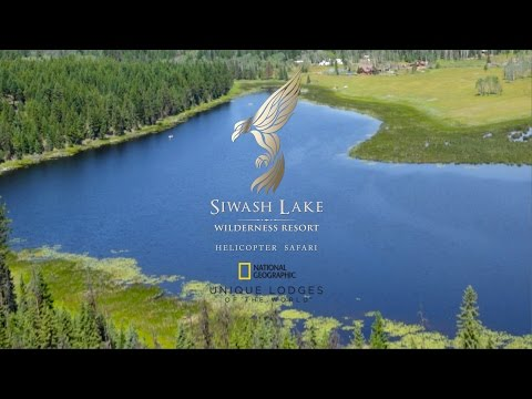Siwash Lake Wilderness Resort  - Helicopter Expedition