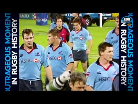 The Biggest Hiding in Super Rugby History