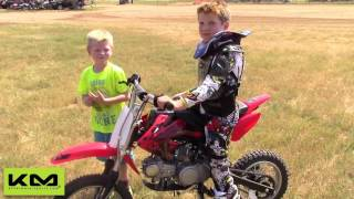 Coolster 125cc MadMax Pit Bike