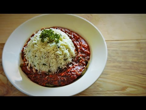 Herb Rice  How To Make Best Ratatouille with Herb Rice at Theokaphe