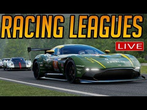 Forza 7 League Mode Returns!