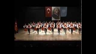 Uludag University Folk Dance Group ( Director: Nazim GURAK )