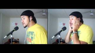 Another Bottle Down Asking Alexandria Vocal Cover AfRo StYlE