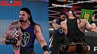Entrance Breakout Attack with Money in the Bank Briefcase & Cash In (Ideas for WWE Games - WWE 2K19)