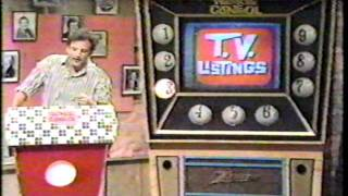 Remote Control- Weird Al, L.L. Cool J, & Julie Brown Part 1 of 3