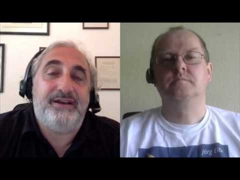 My Interview with the Richard Dawkins Foundation for Reason & Science (Germany) (THE SAAD TRUTH_218)