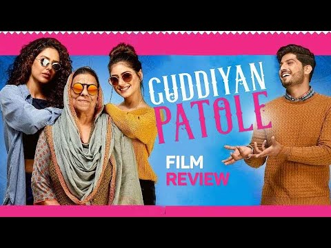 Guddiyan Patole ( Full Movie ) Gurnam Bhullar Sonam Bajwa // Latest Punjabi Movies 2019//