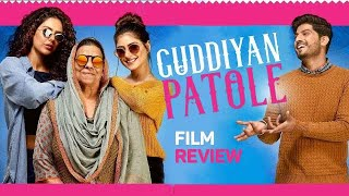 Guddiyan Patole ( Full Movie ) Gurnam Bhullar Sonam Bajwa // Latest Punjabi Movies 2019//