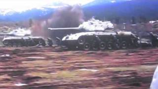 "Panzer Tank Attack: ""Battle of the Bulge"" (1960)"