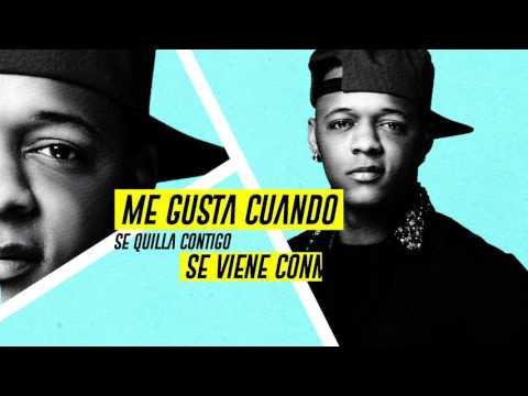Una Novela - Secreto El Biberon ft J Alvarez LR  &  Lenny Tavarez (Video Lyrics)