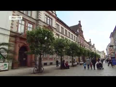 Stadt mit Geschichte: die norddeutsche Stadt Schwerin   euromaxx