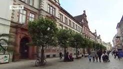 Stadt mit Geschichte: die norddeutsche Stadt Schwerin | euromaxx