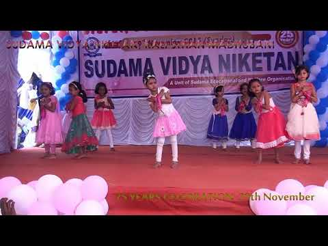 Ye to sach hai ki bhagwan hai [Dance performed by S.V.N. kids]