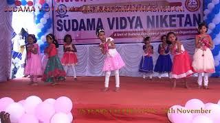 Ye to sach hai ki bhagwan hai [Dance performed by S.V.N. kids]