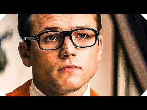 KINGSMAN 2 - NEW Trailer Tease (2017)