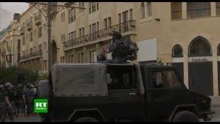 Liban : des manifestants réclament la démission du gouvernement après les explosions de Beyrouth