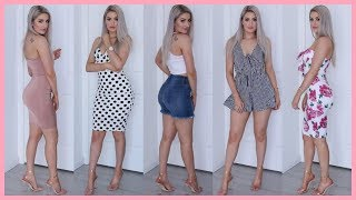 FASHION NOVA IS MY VALENTINE! SEXY TRY ON HAUL!!