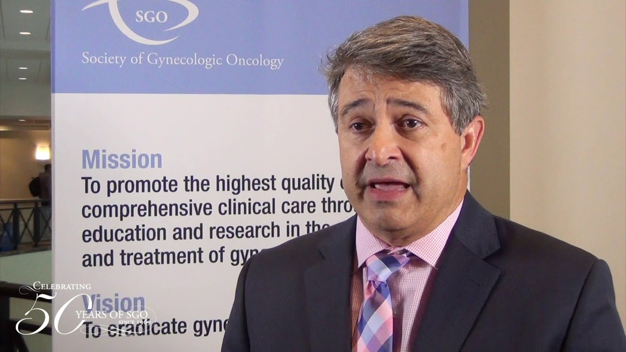Society of Gynecologic Oncology 50th Anniversary: Ronald D  Alvarez, MD, MBA