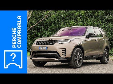 Land Rover Discovery (2021) | Perché Comprarla... e perché n