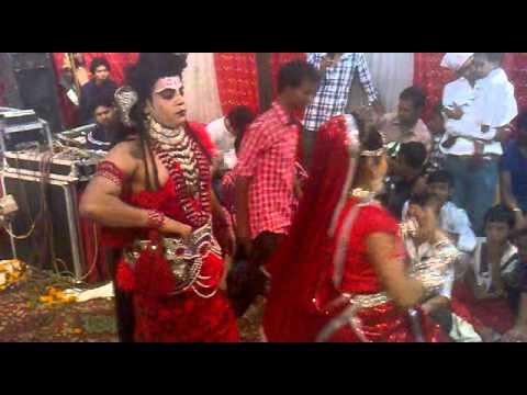 New Shiv Parvati Jhanki in Delhi Jagran Night/Ganga Nahvan Ayi Su
