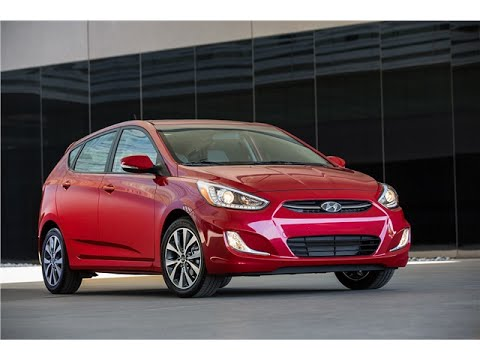 Hyundai Accent 2016 Car Review