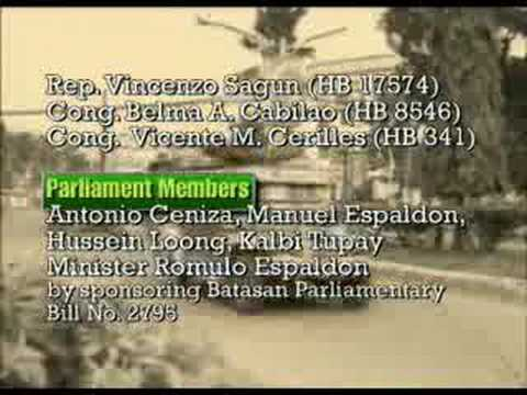 History of  The Creation of Zamboanga Sibugay Province