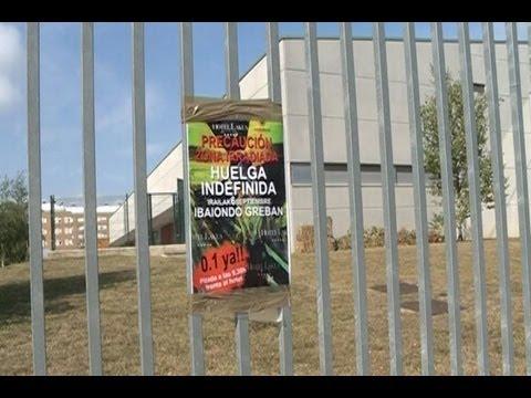 Colegio de Vitoria amenazado por radiación de antenas