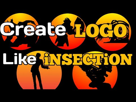 Create a LOGO LIKE iNSECTiON   Mobile Legends - YouTube